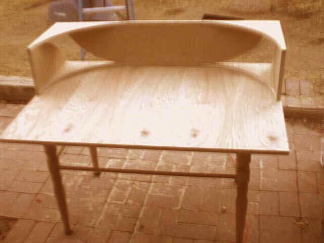 How to make a mini craps table